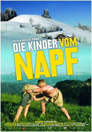 The Children from the Napf Poster