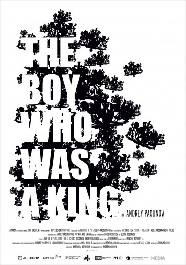 The Boy Who Was a King Poster
