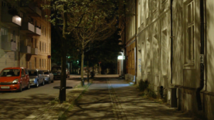 Untitled (The City at Night)
